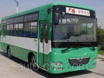 少林牌SLG6770C4GE型城市客车