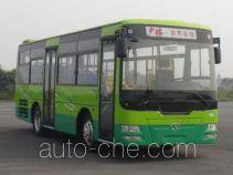 少林牌SLG6860T5GFR型城市客车