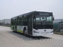 申龙牌SLK6129USBEV型纯电动城市客车