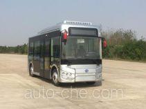 申龙牌SLK6620UBEV型纯电动城市客车