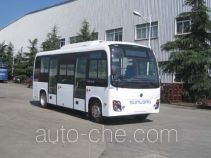 申龙牌SLK6663ULE0BEVS2型纯电动城市客车