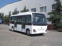 Sunlong SLK6663ULE0BEVS2 electric city bus