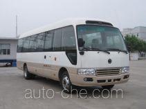 申龙牌SLK6800ALE0BEVS型纯电动客车