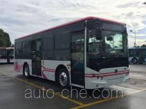 申龙牌SLK6929ULE0BEVS型纯电动城市客车