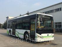 申龙牌SLK6929ULE0BEVS2型纯电动城市客车