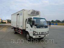 银光牌SLP5070XLCS型冷藏车