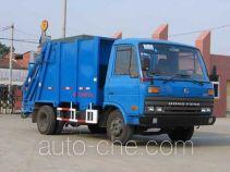 醒狮牌SLS5080ZYSE型压缩式垃圾车