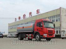 醒狮牌SLS5160GYYC5V型运油车