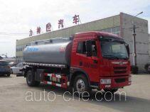 Xingshi SLS5160TGYC5V oilfield fluids tank truck