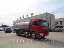 Xingshi SLS5167TGYC4V oilfield fluids tank truck