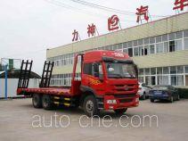 Xingshi SLS5200TPBC4 грузовик с плоской платформой