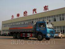 醒狮牌SLS5202GHYC型化工液体运输车