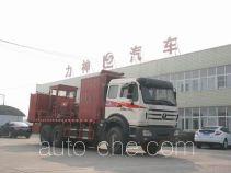 Xingshi SLS5210TYLN fracturing truck