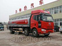 Xingshi SLS5250GRYC4 aluminium flammable liquid tank truck