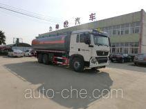 醒狮牌SLS5250GYYZ4A型运油车