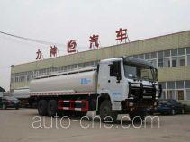 Xingshi SLS5250TGYZ4 oilfield fluids tank truck