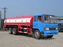Architectural paints tank truck