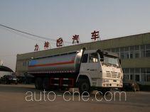 Xingshi SLS5252TGYS4 oilfield fluids tank truck