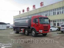 Xingshi SLS5253TGYC4V oilfield fluids tank truck