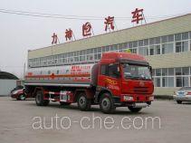 Xingshi SLS5255GHYC3 chemical liquid tank truck