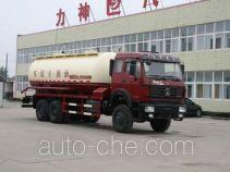 Xingshi SLS5256GXHND oilfield fly ash transport tank truck