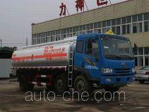 醒狮牌SLS5258GHYC1型化工液体运输车