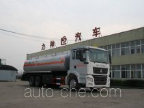 Xingshi SLS5260GJYZ4 fuel tank truck