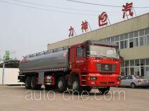 Xingshi SLS5310TGYS4 oilfield fluids tank truck