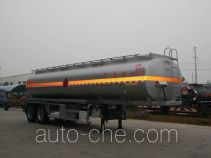 Xingshi SLS9353GRY полуприцеп цистерна алюминиевая для легковоспламеняющихся жидкостей