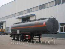 Xingshi SLS9400GNY milk tank trailer