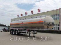 醒狮牌SLS9401GRYA型易燃液体罐式运输半挂车