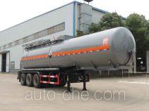 Xingshi SLS9402GFW corrosive materials transport tank trailer