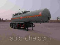 Xingshi SLS9402GHY chemical liquid tank trailer