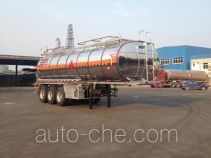 Xingshi SLS9403GRY flammable liquid tank trailer