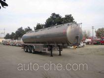 Xingshi SLS9405GGY liquid supply tank trailer