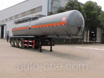 Xingshi SLS9405GHYA chemical liquid tank trailer