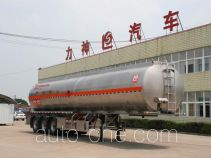 Xingshi SLS9405GYY aluminium oil tank trailer