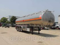 Xingshi SLS9406GHY chemical liquid tank trailer
