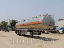 Xingshi SLS9406GYY oil tank trailer
