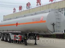 Xingshi SLS9407GRY flammable liquid tank trailer