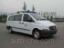 圣路牌SLT5030XJHEH型救护车
