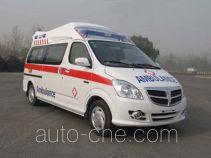 圣路牌SLT5030XJHY2型救护车