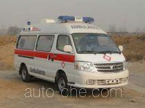 圣路牌SLT5031XJHY2型救护车