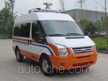 Shenglu SLT5033XZHE1S command vehicle