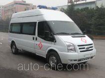 圣路牌SLT5034XJHE1型救护车