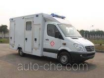 圣路牌SLT5041XJHEH型救护车
