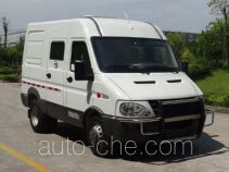 Shenglu SLT5044XYCK1W cash transit van