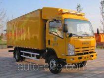 Shenglu SLT5070XZBF1 equipment transport vehicle