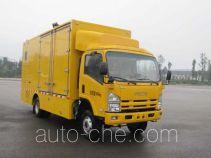 Shenglu SLT5071XZBF1 equipment transport vehicle