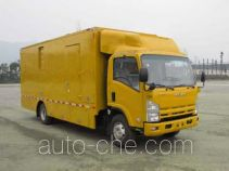 Shenglu SLT5080XDYF1 мобильная электростанция на базе автомобиля